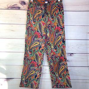 Venetian Paisley Pajama Pants by Vera Bradley
